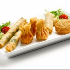 ORIENTAL DIM SUM SELECTION