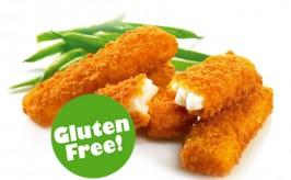 GLUTEN FREE FISH FINGERS