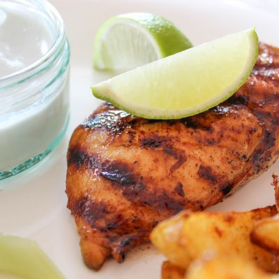 LIME AND CHILLI CHICKEN