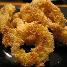 BREADED PANKO SQUID RINGS