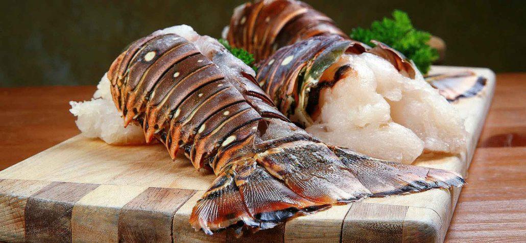Good taste food lobster