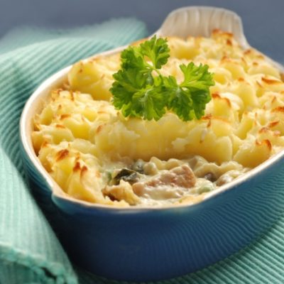 GOURMET FISH PIE SELECTION