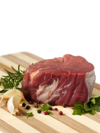 Good taste fillet steak