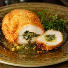 LUXURY CHICKEN KIEV