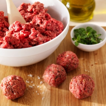 BRITISH BEEF STEAK MINCE