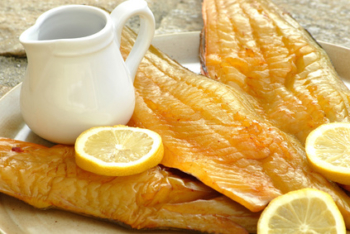 SCOTTISH NATURAL OAK-SMOKED HADDOCK
