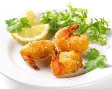 BREADED BUTTERFLY KING PRAWNS
