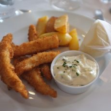 CRISPY LEMON SOLE GOUJONS