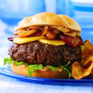 dsd Wagyu Steak Burger