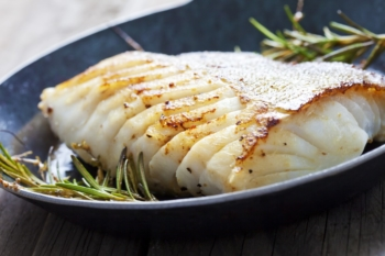 Cracked pepper cod